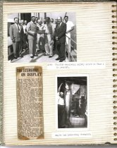 Image of P.12 of Scrapbook:  Snagboat History No. 2