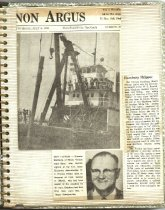 Image of P. 17 of Scrapbook:  Snagboat History No. 2