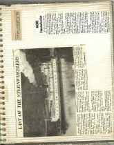 Image of P. 20 of Scrapbook:  Snagboat History No. 2
