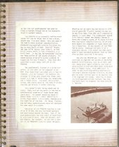 Image of P.5 of Scrapbook:  Snagboat History No. 3