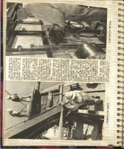 Image of P. 12 of Scrapbook:  Snagboat History No. 4
