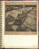 Image of P. 17 of Scrapbook:  Snagboat History No. 4