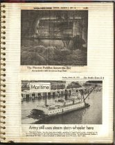 Image of P.3 of Scrapbook:  Snagboat History No. 4