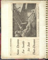 Image of P. 8 Scrapbook:  Snagboat History No. 4