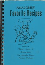 Image of Anacortes Favorite Recipes