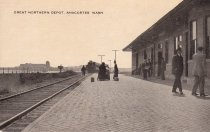 Image of 2009.058.003 - Great Northern Depot