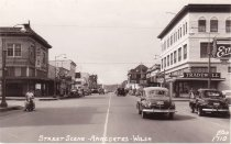 Image of 2009.058.005 - Downtown Anacortes c.1946
