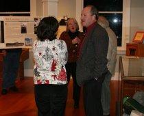 Image of 2009 Museum Holiday Reception - Mayor Maxwell