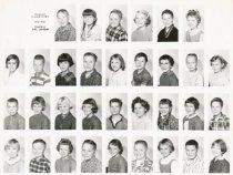 Image of Fidalgo School, 1961-62 4th grade, Mrs. Dinkins