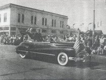 Image of Governor Mon C. Walgren 1947 Marineers' Pageant Parade