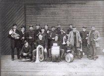 Image of Anacortes Band c.1902