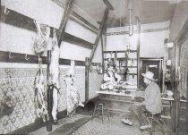 Image of 2010.013.007 - Eugene Wilson Butcher Shop