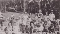 Image of 2010.019.017 - Guemes School Picnic, 1926