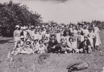 Image of GUEMES ISLAND SCHOOL PICNIC 1928