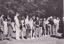 Image of 1936, Geuemes School picnic