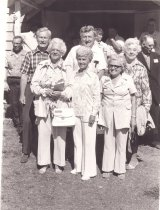 Image of Teachers at 1976 Guemes Is. School reunion