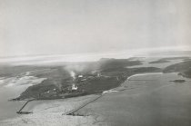 Image of Aerial of refinery, c. 1964