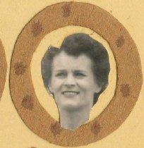 Image of elenor Balthezor, PTA Recording Secretary 1953-1954