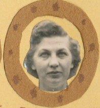 Image of Dolores Connors, Correspondence Sec'y PTA 1953-1954