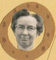 Image of Bertha Lowder, Treasurer PTA 1953-1954