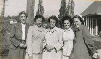 Image of 1953-1954 Central Grade PTA conf. delegates
