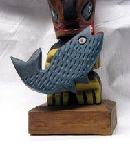 Image of Luvera totem bottom character02