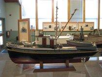 Image of 2010.054 - Model - Ship