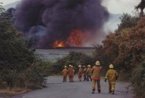 Image of 2010.063.006 - Lovric's Shipyard, July 23, 1993.