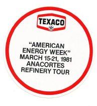 Image of Texaco Tour Decal