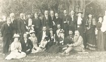 Image of 2011.025.001 - Pioneers & Officers July 4, 1894 picnic