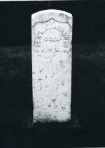 Image of Tombstone for Samuel M. Johnson