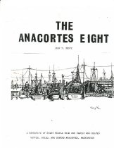 Image of The Anacortes Eight: thesis by Jean Pentz