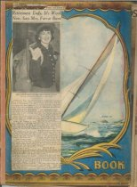 Image of Scrapbook belonging to Betty Lowman Carey