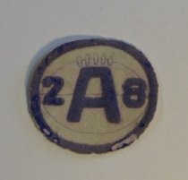 Image of Basketball patch 1928, belonging to Betty Lowman
