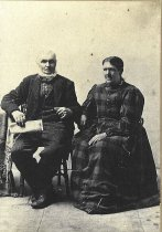 Image of Mr. and Mrs. Zehner, Guemes Island Residents