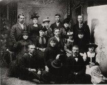 Image of The Burdon Family