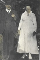 Image of D.I.173 - Mr. & Mrs. Richard Trafton - 1919