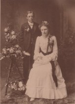Image of William and Amy Semar - 1901