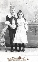 Image of Oscar and Marie Anderson - 1900