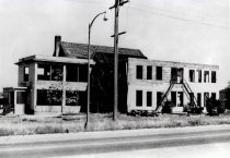 Image of Nelson School demolishsion