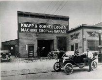 Image of Knapp & Ronneberger Garage