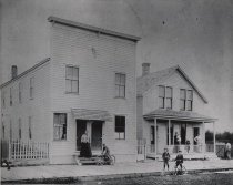 Image of Clements Boarding house 6th & O Avenue