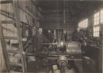 Image of cannery machine shop