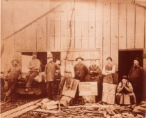 Image of Shingle Mill Workers