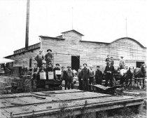 Image of Hamilton Shingle Mill
