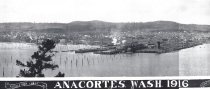 Image of Anacortes Mill waterfront 1916