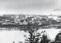 Image of Anacortes from Cap Sante