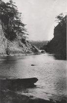 Image of Canoe Pass before bridge
