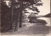 Image of Deception Pass before bridge