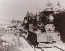 Image of D.XV.093.A,B - 1900-1905 Locomotive - Bayview, WA